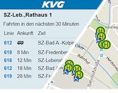 KVG Braunschweig - Neue Antriebstechnologie: Projekt Leo ...